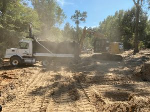 Land Clearing in Milton, FL