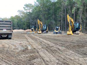 Land Excavation Pensacola, FL